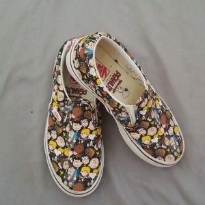 Vans Authentic Peanuts slip on